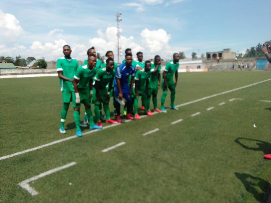 Sport : le président du TS Malekesa exhorte les membres de sa grande famille vert et blanc à l'unité.