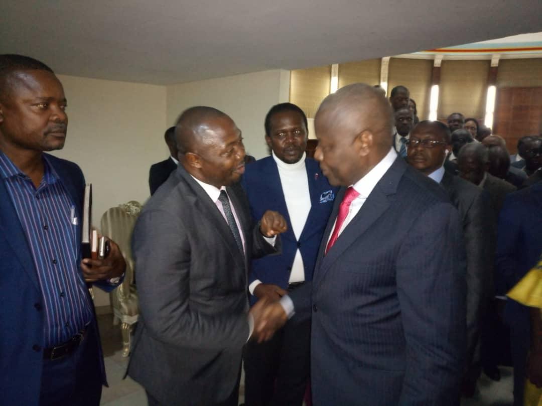 RDC: Vital Kamerhe honore la Tshopo