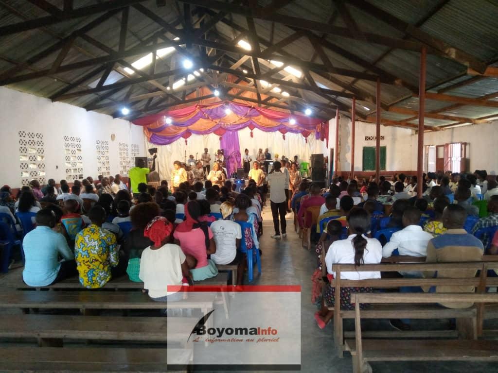 Kisangani : les jeunes sensibilisés sur l'entrepreneuriat par la société GEOC