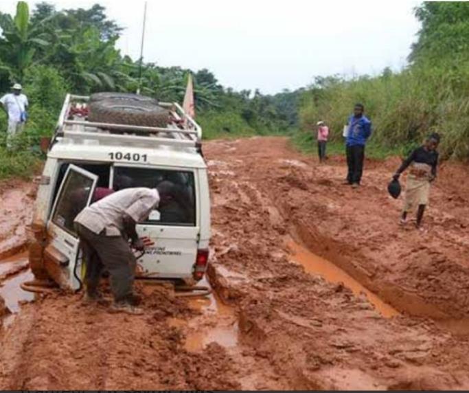 Infrastructures : la route Kisangani-yangambi en état d'impraticabilité bientôt trois ans.