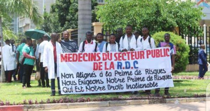RDC-Santé : la grève des médecins des services publics de l'Etat en téléchargement