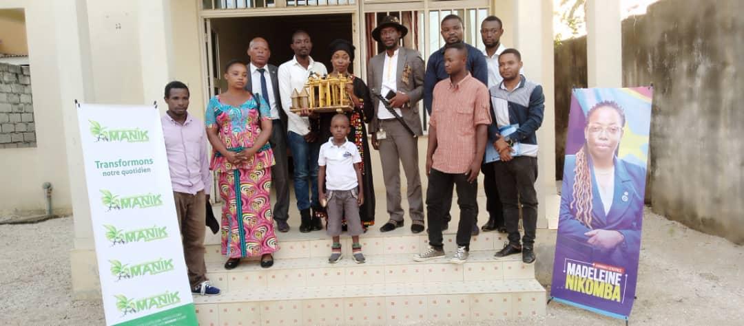 Kisangani/Social : Quand la communauté Enya rend l'ascenseur à la sénatrice Madeleine Nikomba.