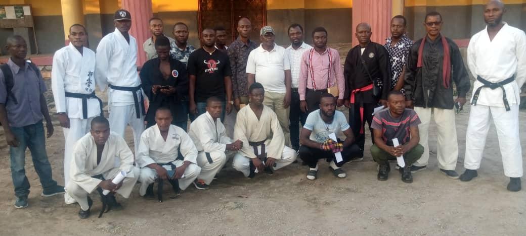 Sport-Kisangani : un nouveau souffle à la ligue de Karaté-do dans la Tshopo